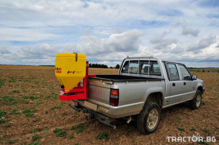 Торачки Торачка / сеялка APV ES 100 4 - Трактор БГ