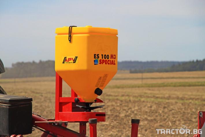 Торачки Торачка / сеялка APV ES 100 0 - Трактор БГ
