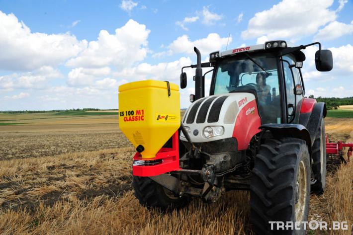 Торачки Торачка / сеялка APV ES 100 2 - Трактор БГ