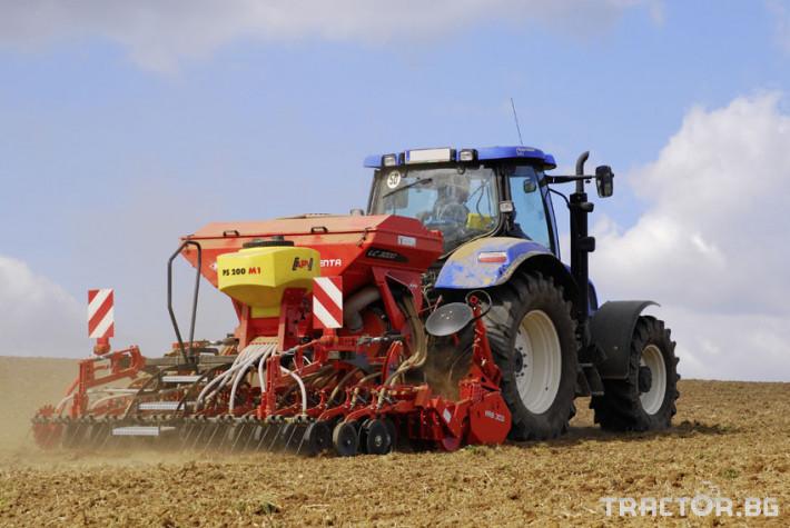 Сеялки Апликатор APV PS 120/200/300 за семена и микрогранули 1 - Трактор БГ