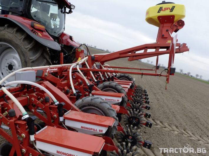 Сеялки Апликатор APV PS 120/200/300 за семена и микрогранули 2 - Трактор БГ
