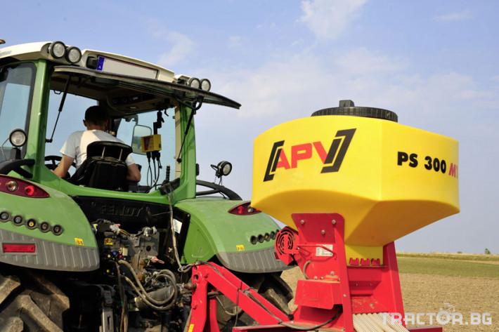 Сеялки Апликатор APV PS 120/200/300 за семена и микрогранули 0 - Трактор БГ