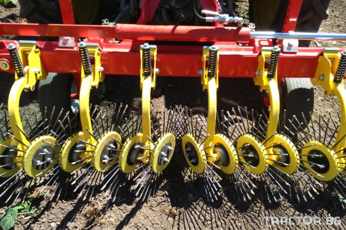 Култиватори Ротационна иглена мотика APV RH 600 4 - Трактор БГ