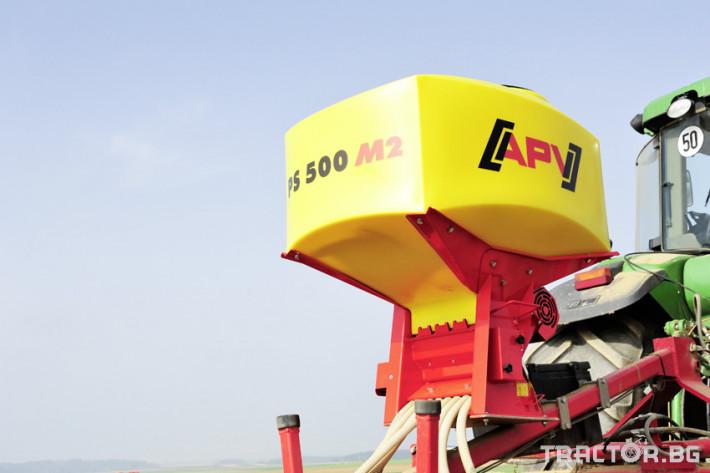 Сеялки Апликатор APV PS 500 за семена и микрогранули 0 - Трактор БГ