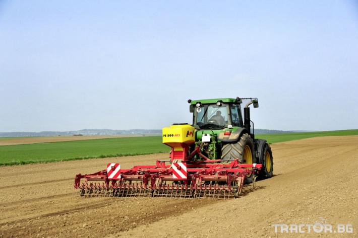 Сеялки Апликатор APV PS 500 за семена и микрогранули 1 - Трактор БГ