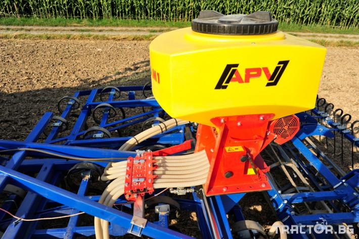 Сеялки Апликатор APV PS 500 за семена и микрогранули 3 - Трактор БГ