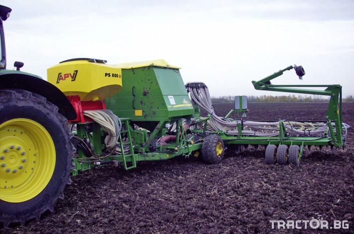 Сеялки Апликатор APV PS 800 за семена и торове 1 - Трактор БГ