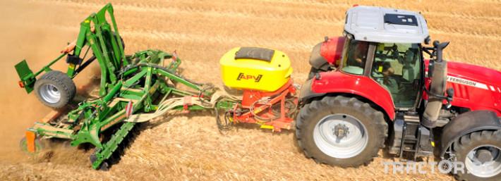 Сеялки Апликатор APV PS 800 за семена и торове 2 - Трактор БГ