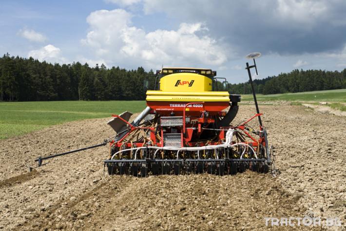 Сеялки Апликатор APV PS 800 за семена и торове 3 - Трактор БГ