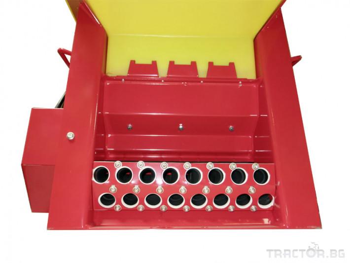 Сеялки Апликатор APV PS 800 за семена и торове 4 - Трактор БГ
