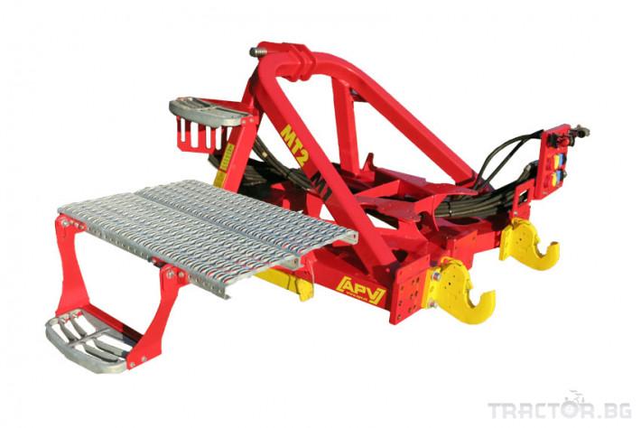 Сеялки Апликатор APV PS 800 за семена и торове 6 - Трактор БГ