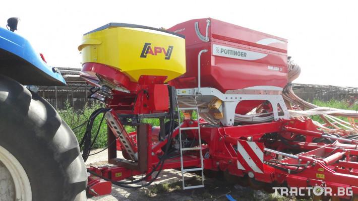 Сеялки Апликатор APV PS 800 за семена и торове 0 - Трактор БГ